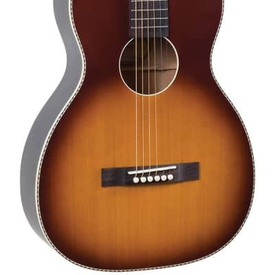Recording King RPS-7-TS Dirty 30's Series 7 Single-0 Acoustic Guitar Tobacco Sunburst