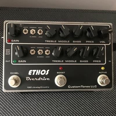 Custom Tones  Ethos Overdrive TLE/ Classic 2010s Black
