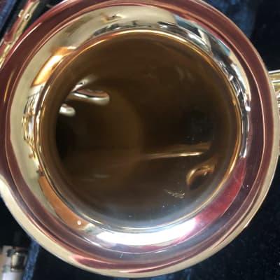 Yamaha YAS-52 Tenor Saxophone 1988 Brass