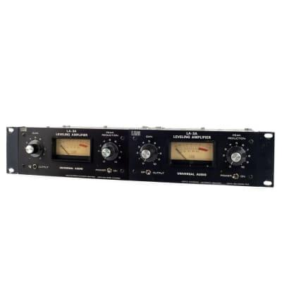 Urei LA-3A Leveling Amplifier Pair