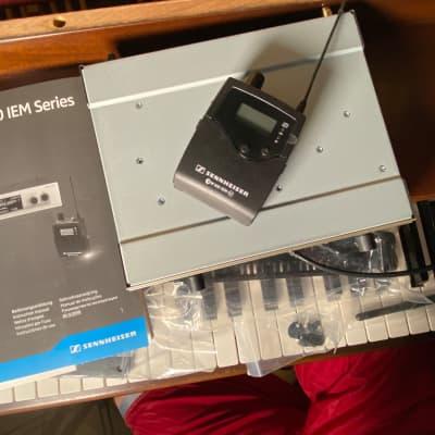 Sennheiser EW 300 IEM G3 In-Ear Wireless System