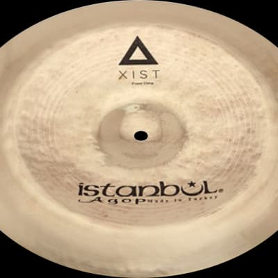 """Istanbul Agop Xist 22"""" Power China"""