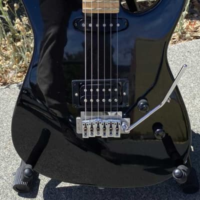 JP Guitars Custom-Black (Pre-Owned) for sale
