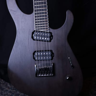 Caparison Brocken FX-WM 2019 w/ Fishman Kieth Merrow's for sale