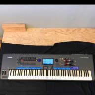 Yamaha Montage 8 88-key Flagship Synthesizer