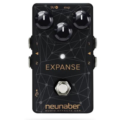 Neunaber Audio USA Expanse Programmable Effect Pedal