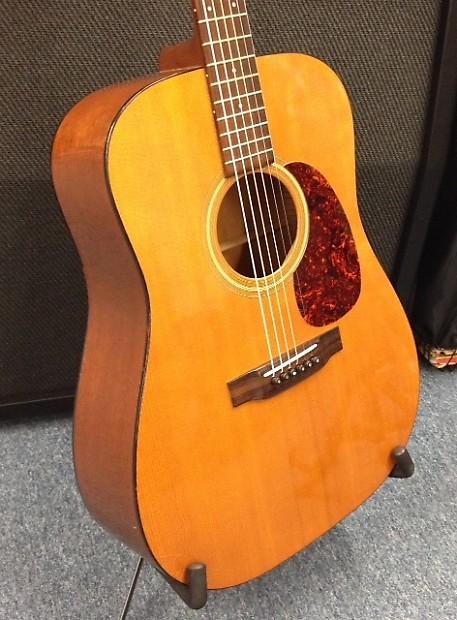 Martin D 16m Acoustic Guitar D16 M 1989 Old Vintage