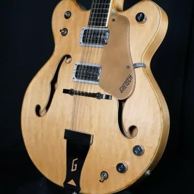 1966 Gretsch G6076 12-String Guitar USA Made Guitar W/Hardshell