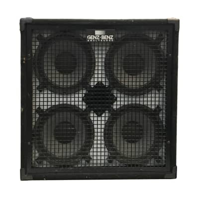 Genz Benz Speaker Cabinet GB 410T for sale