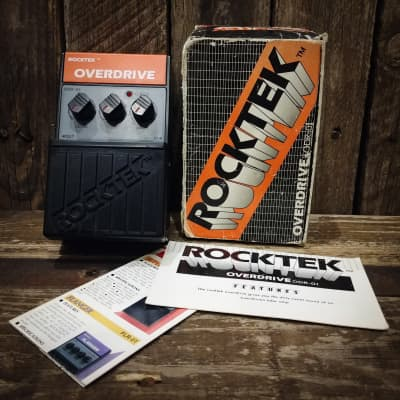 Vintage Rocktek Odr-01 for sale