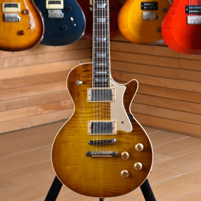 Heritage Guitar H-150 DLB Dirty Lemon Burst for sale