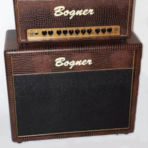 CUSTOM BOGNER SHIVA 20th ANN HEAD & 2x12 CAB, GATOR TOLEX, BLACKBIRD PEDALBOARD & TUKIs - SAVE BIG!