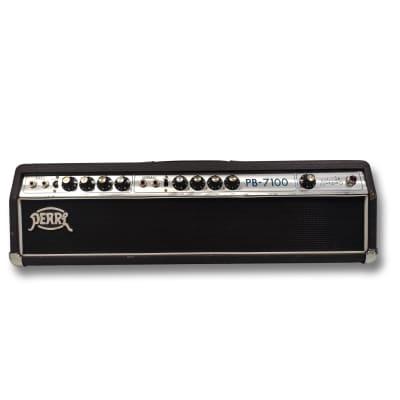 Pearl PB-7100 Buffalo bass head amplifier for sale
