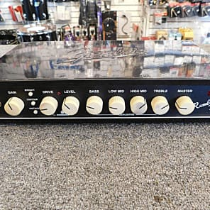 Fender Rumble 500  Bass Head Amplifier  500 Watts 5 lbs w carry bag 2016 Black