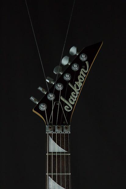 Jackson Js32r King V Electric Guitar W Hardcase Reverb