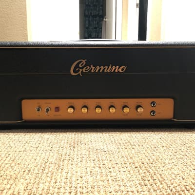 Germino  Master model 50 watt 2019 Black for sale