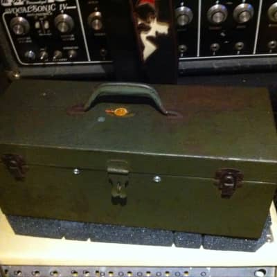 Kalamazoo Bass 30 Vintage Tube Head 60s 7591 toolbox Serviced & Ready for sale