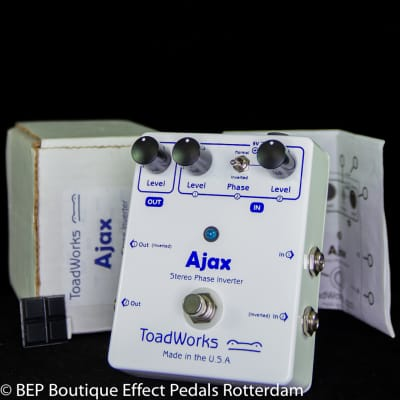 ToadWorks Ajax Stereo Phase Inverter made in the USA