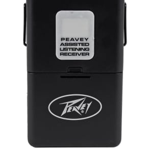 Peavey ALSR Assisted Listening System Wireless Receiver - 75.9 MHz