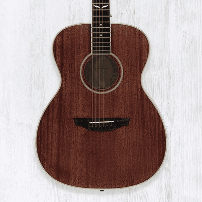 Orangewood Ava Solid Mahogany Grand Concert All Solid Acoustic Guitar for sale