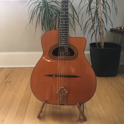 Cyril Gaffiero Concert Gypsy Jazz Guitar for sale