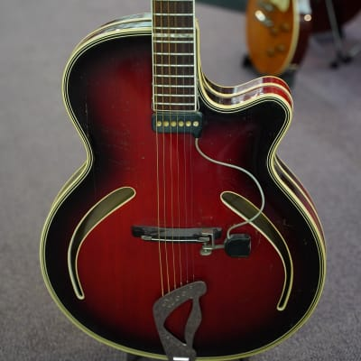 Hopf Jazz Archtop for sale