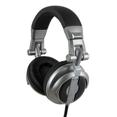 eeef27cf067 [REYTID] Titanium Foldable Over-Ear Adjustable Headphones 50mm Drivers  Stereo DJ iPhone Android