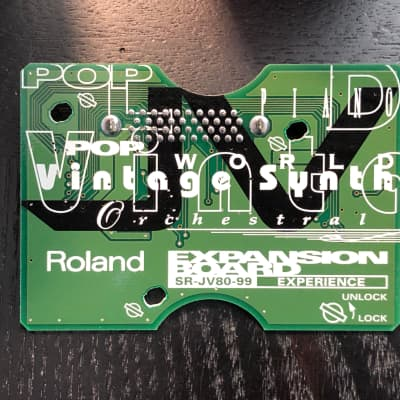 Roland SR-JV80-99 Expansion Board