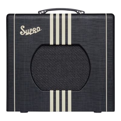 "Supro 1820R Delta King 10 5-Watt 1x10"" Guitar Combo"