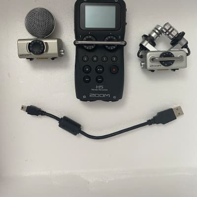 Zoom H5 Handy Recorder + MSH-6 Capsule