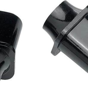 "Fender 099-4937-000 Pure Vintage Telecaster ""Top-Hat"" Switch Tips, Black (2)"