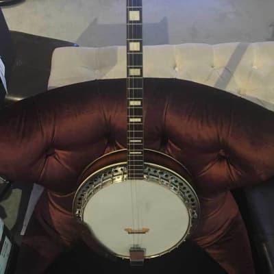 Kay Plectrum Silva Artist 4-String Banjo (Pre-Owned)(Glen Quan Private Collection) for sale
