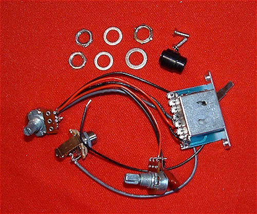 Guitar Parts Telecaster Tele Wiring Harness Kit
