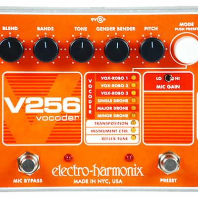 Electro Harmonix V 256 Vocoder for sale