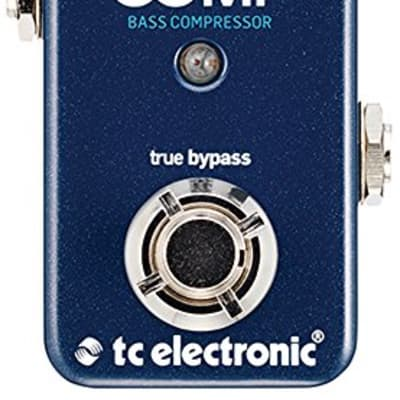 TC Electronic Bass Compression Effect Pedal (SPECTRACOMPBASSCOMPR) for sale