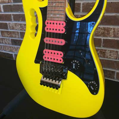 Ibanez Jen Jr  2017 Yellow for sale