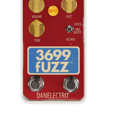 DANELECTRO 3699 FUZZ PEDAL for sale