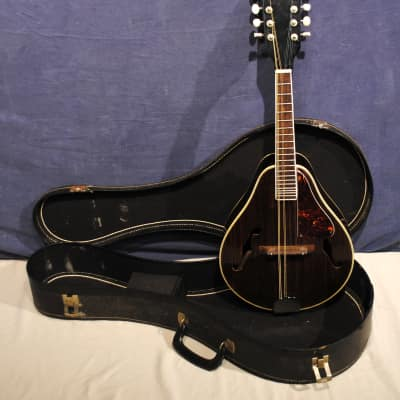 Kay A Style Mandolin 1970's w/ OCBC Natural Rosewood for sale