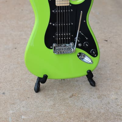 G&L Fullerton Deluxe Legacy HB Sublime Green Electric Guitar for sale