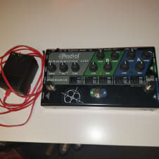 Radial Bassbone DI And Switch Pedal
