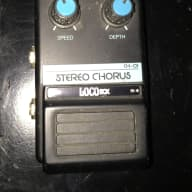 Loco Box CH-01 Stereo Chorus MIJ with original box for sale