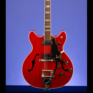 Guild Starfire V 1967 Cherry Mahogany for sale