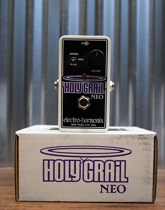 electro harmonix ehx holy grail neo reverb guitar effect reverb. Black Bedroom Furniture Sets. Home Design Ideas