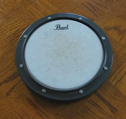 """Pearl 8"""" 'Snare' Practice Pad"""