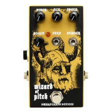 Dwarfcraft Devices Wizard of Pitch Shifting Pedal