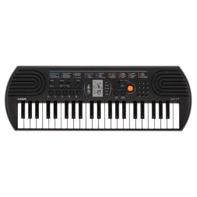 Casio SA-77 44-Key Mini Keyboard