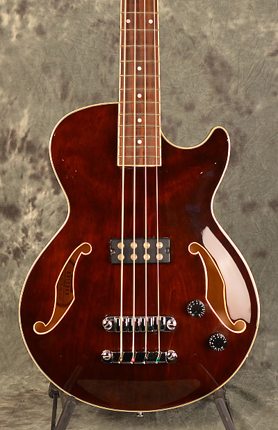 ibanez asb140 gloss brown artcore hollowbody bass reverb. Black Bedroom Furniture Sets. Home Design Ideas