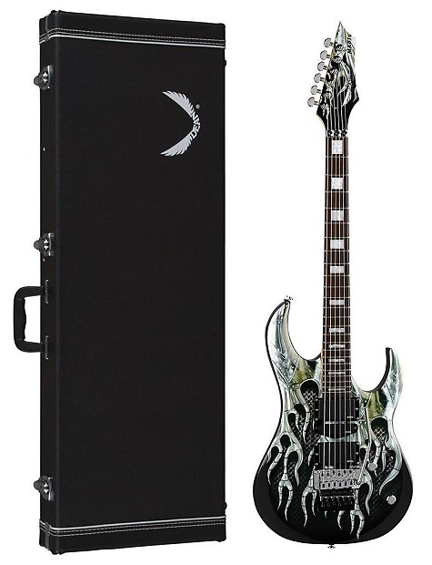 dean guitars michael angelo batio armored flame electric reverb. Black Bedroom Furniture Sets. Home Design Ideas