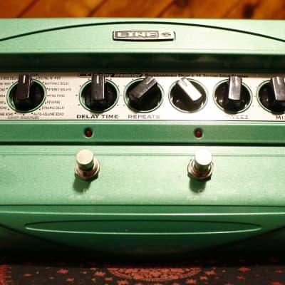 Line 6 DL4 Delay Modeler 2000's Green