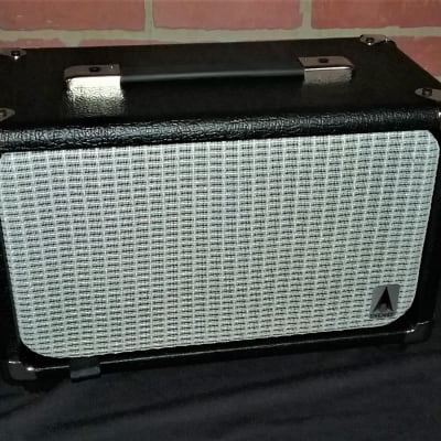 Ear Candy Mini 2x6 Guitar amp speaker extension cab cabinet Fender silver face grill 100 watts
